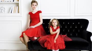Как выбрать платье для бальных танцев?
