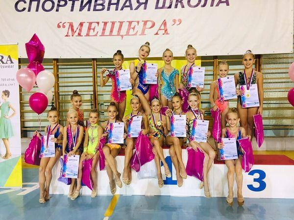 """Фестиваль по художественной гимнастике """"Miss diamond"""" 20 октября в Нижнем Новгороде"""