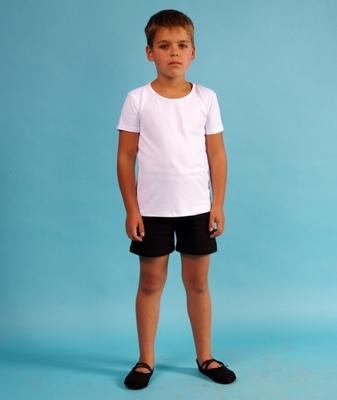 Ш 4.03 Шорты детские (фото, Черный)