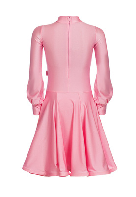 Р 4.4 Платье рейтинговое для танцев (фото, Розовый)