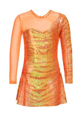 Р 3.2 Платье спортивное для девочек (фото, вид 2)