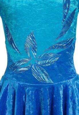 Р 2.2 Платье спортивное для девочек (фото, вид 4)