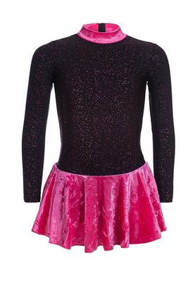 ФП 2.2 Платье спортивное для девочек (фото, Розовый)