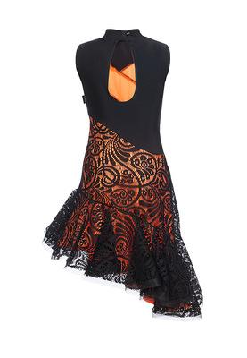 Р 7.6 Платье спортивное для девочек (фото, вид 1)