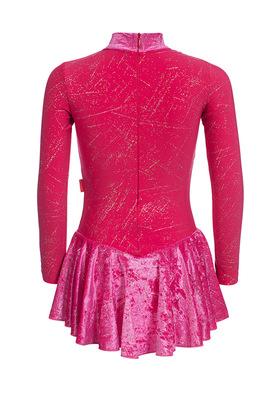 ФП 2.1 Платье спортивное для девочек (фото, Розовый)