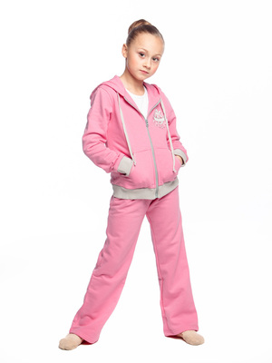 КСд 1 Куртка спортивная для девочек (фото, вид 1)