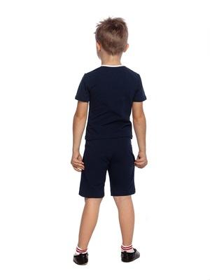 Ш 10.3 Шорты для мальчиков (фото, Черный)