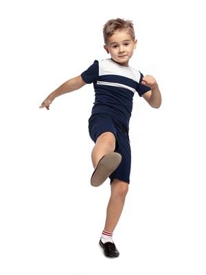 Ф 10.3 Футболка для мальчиков (фото, Черный)