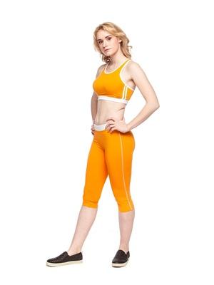 Т 5.3 Топ для девочек (фото, Оранжевый)