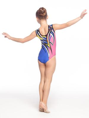 Г 20.1 Купальник гимнастический для девочек (фото, Вариант№1)