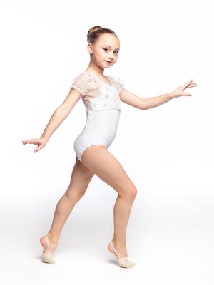 Г 3.19 Купальник гимнастический для девочек (фото, вид 2)