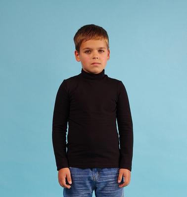 ВД 1.3 Водолазка детская (фото, Черный)