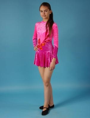 Р 2.2 Платье спортивное для девочек (фото, вид 5)
