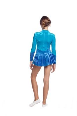 Р 2.2 Платье спортивное для девочек (фото, вид 2)