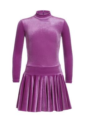 Р 2.81 Платье спортивное для девочек (фото, вид 1)