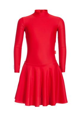 Р 2.91 Платье спортивное для девочек (фото, вид 1)