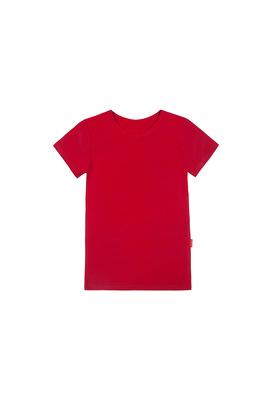 Ф 2.03 Футболка детская (фото, Красный)