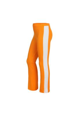 Б 3.3 Брюки гимнастические детские (фото, оранжевый)