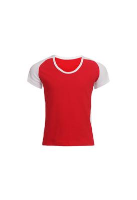 М 3.3 Футболка детская (фото, Красный)