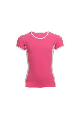 Ф 6.3 Футболка для девочек (фото, Розовый)