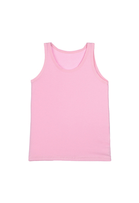 Мд 7.41 Майка для девочек (фото, Розовый)