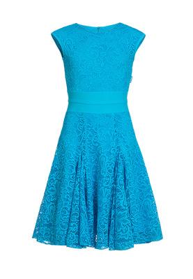 Р 8.3 Платье спортивное для девочек (фото, Бирюзовый)