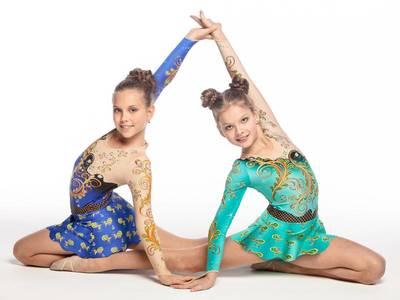Г 5.5 Купальник гимнастический для девочек (фото)