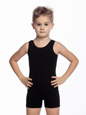 ГК 1.03 Комбинезон детский (фото, Черный)