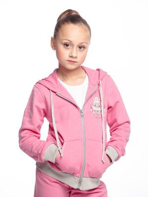 КСд 1 Куртка спортивная для девочек (фото)