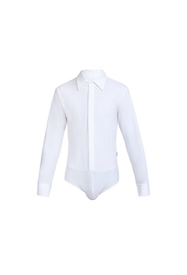 Р 1.02 Рубашка-боди мужская (фото, Белый)