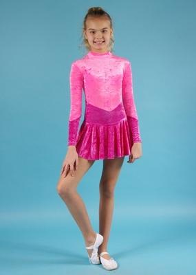 Р 2.1 Платье спортивное для девочек (фото)