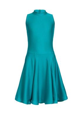 Р 4.3 Платье спортивное для девочек (фото, Малиновый)