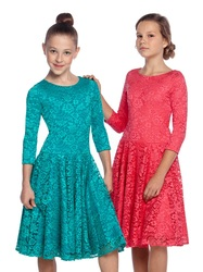 Р 8.4 Платье спортивное для девочек