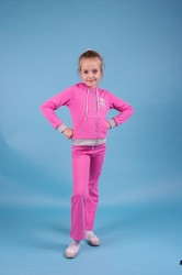 БСд 1 Брюки спортивные для девочек