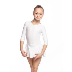 Г 2.00 Купальник гимнастический для девочек с юбкой