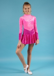 Р 2.1 Платье спортивное для девочек